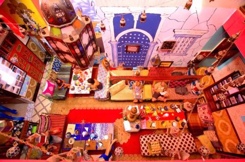Hostel Marrakech Rouge
