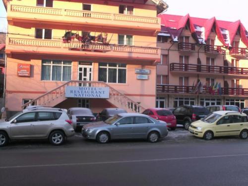 Motel National Sinaia
