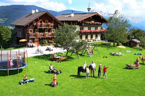 Kinder-Bauernhof Ederbauer