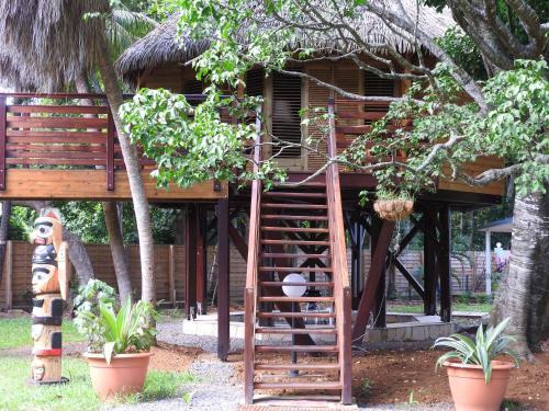 Insolite Ara Wakan / Ma cabane