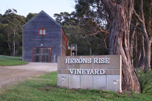 Herons Rise Vineyard Accommodation