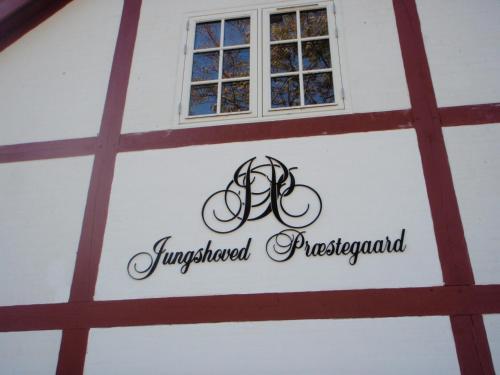 Jungshoved Præstegård B&B