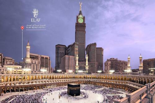 Elaf Ajyad Hotel Makkah