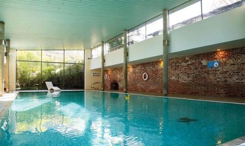 The swimming pool at or near The Ickworth Hotel And Apartments- A Luxury Family Hotel
