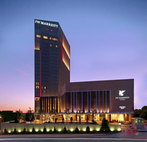 JW Marriott Hotel Ankara