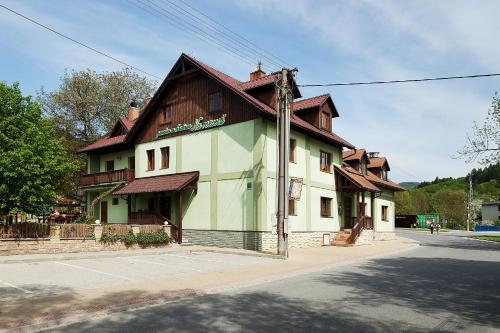 Penzion Pivovar Vraník