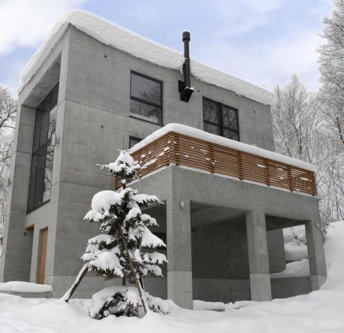 Niseko Central - Konkuriito Houses