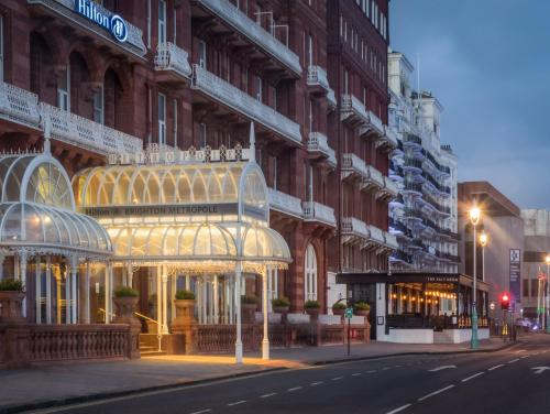 Hilton Brighton Metropole This Is A Preferred Property They Provide Excellent Service Great Value And Have Awesome Reviews From Booking Guests