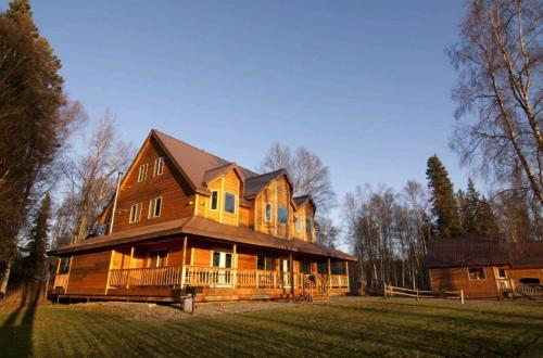 Susitna River Lodge