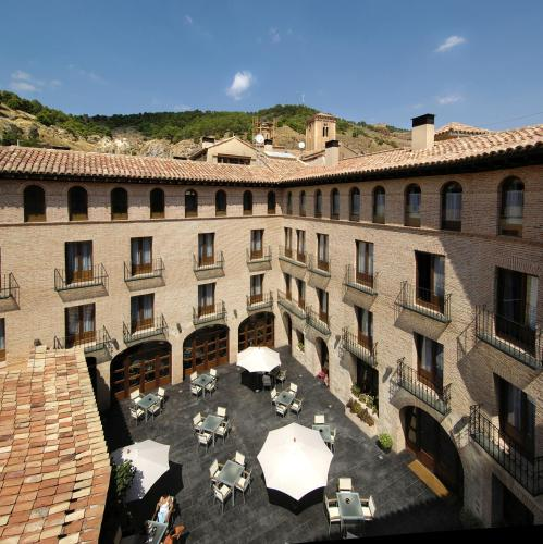 boutique hotels in aragon  112