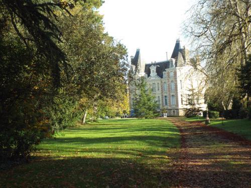 Chateau de l'Oseraie