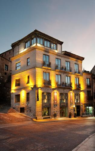boutique hotels in toledo  17