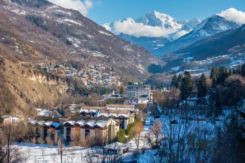 Lagrange Vacances Cybèle during the winter
