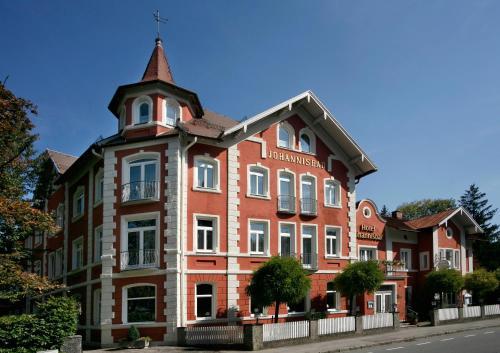 mD Hotel Johannisbad