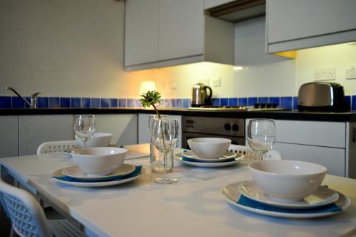 Bedford Row Apartment