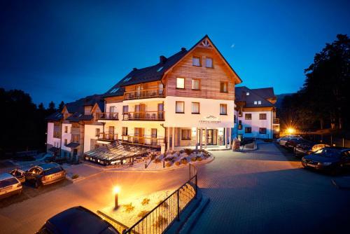 Cristal Resort Szklarska Poręba by Zdrojowa