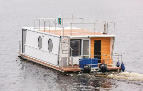 Holiday Home De luxe King Houseboat
