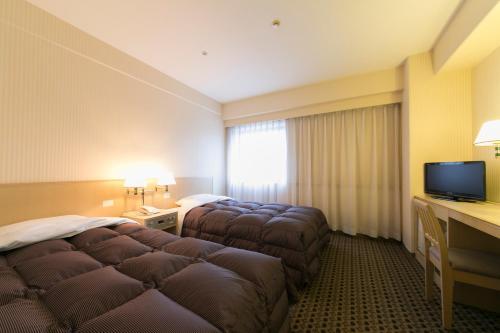 photo of 米子華盛頓廣場酒店(Yonago Washington Hotel Plaza) | 日本鳥取縣(Tottori, Japan)