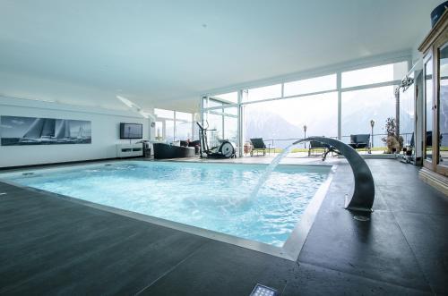 Villa Lion Hill mit privatem Wellnessbereich