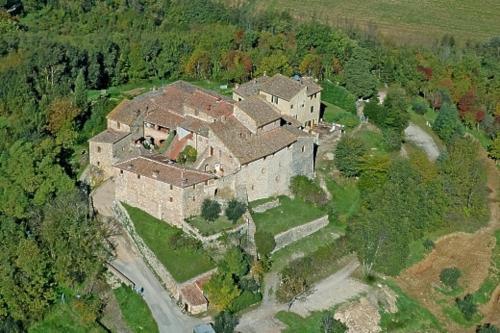 Castello di Monteliscai