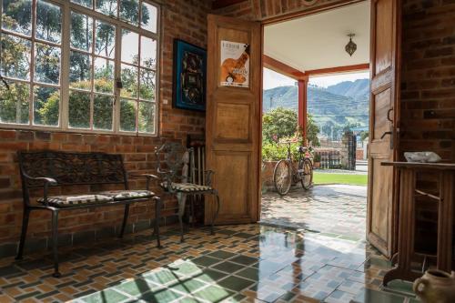Hotel Campestre La Tomineja