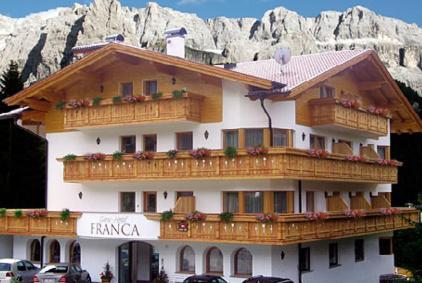 Garni Hotel Franca