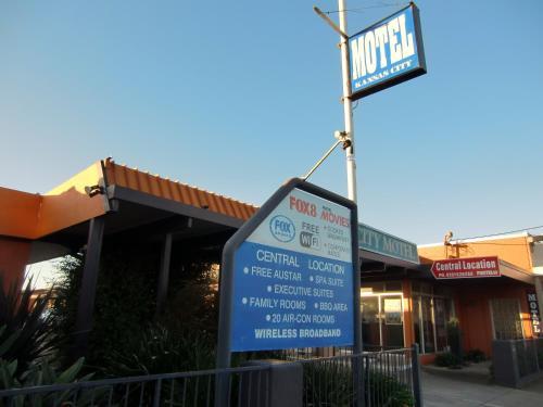 Bairnsdale Kansas City Motel