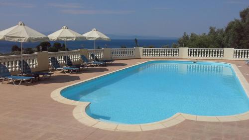 Πισίνα στο ή κοντά στο Kolios View Studios