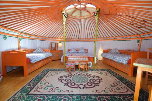 Yourte Nomade-Lodge