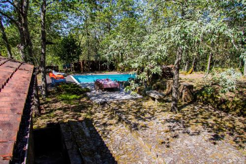 A view of the pool at Liiiving in Caminha | Oak Tree Chill House or nearby