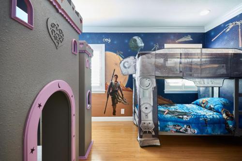 Anaheim Frozen & Star Wars Themed Disneyland Vacation Rental