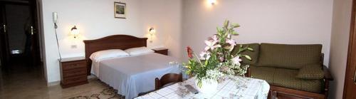 Letto o letti in una camera di Ludovica Apartment Type B