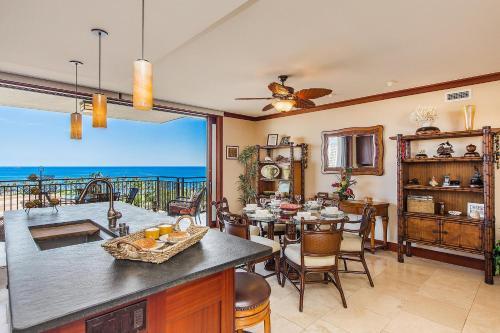 Hale Ohana Ko Olina Beach Villa B-801