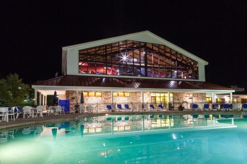 紅夾克山景酒店