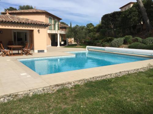 Belle villa à Saint Raphaël dans clos privé