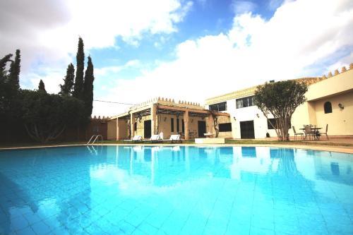 Villa Les 2 Orangers