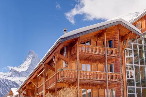 Mountain Exposure Self-catered Apartments & Penthouses