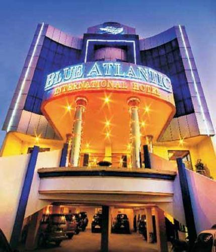 blue atlantic international hotel banjarmasin indonesia deals