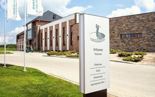 Apartamenty Mazury Golf & Country Club