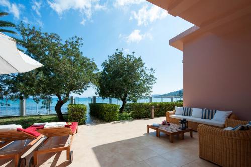 Corfu Beachfront Villa