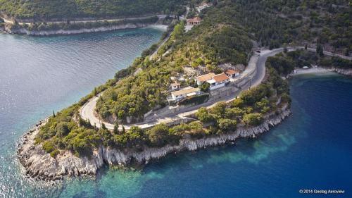 Villa Pachino с высоты птичьего полета