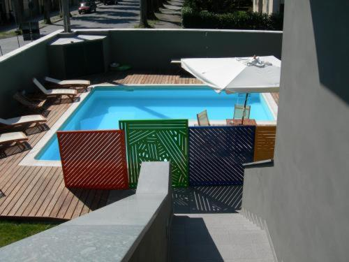 A view of the pool at San Marco Holidays or nearby