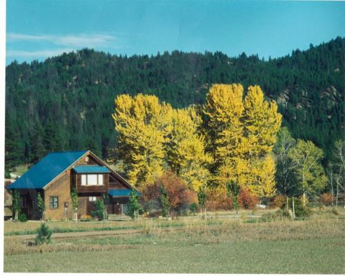 Streamside Vacation Cabin Rental in Beautiful Garden Valley, Idaho