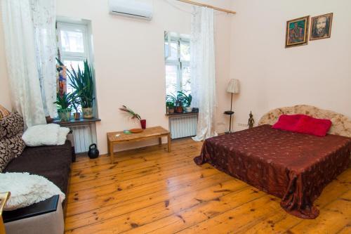 A room at Deribasovskaya Shanti