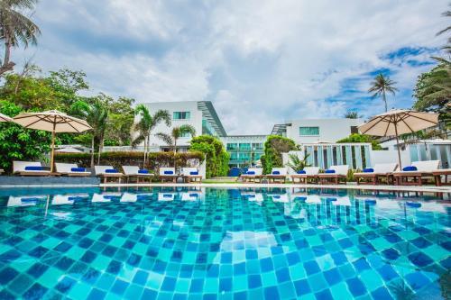 Appartements louer dans cette r gion koh - Complexe mandala beach villas koh samui en thailande ...