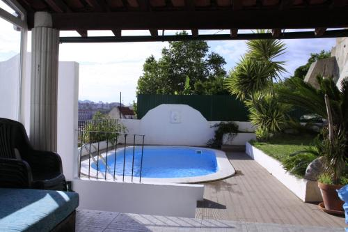 Lisbon Apartament with Private Pool