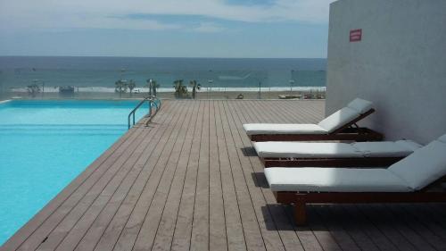 Apartmento frente al mar