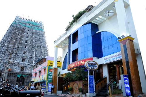 Sri Sarvesha JS Palace
