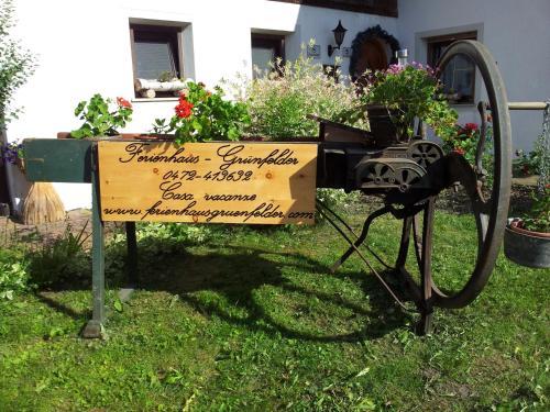 Ferienhaus-Grünfelder