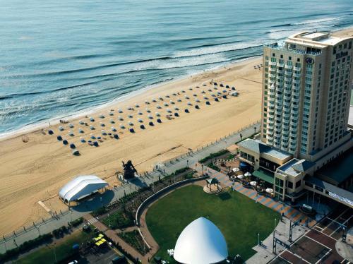 弗吉尼亞海灘海濱希爾頓酒店